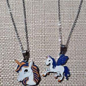 Unicorn Necklace Bundle